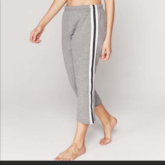 NWT! Spiritual Gangster Cropped Sweatpants